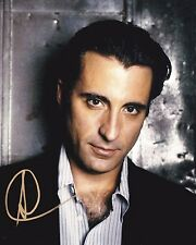 Actor Andy Garcia Autographed 8x10 Photo (Reproduction)