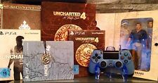 ❌PS4 Playstation Uncharted 1-4 Sammlung collectors special Steelbook Edition NEU