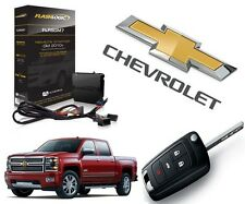 2014 2015 CHEVY SILVERADO PLUG & PLAY REMOTE START SYSTEM SIMPLE CHEVROLET 1500