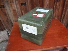 Army surplus Militär military box container Behälter survival #6#