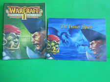 Manuale Videogioco Warcraft II Beyond Tha dark Portal / Tides of Darkness PC