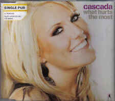 Cascada-What Hurts The Most cd single