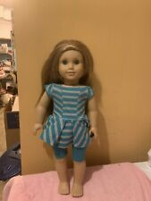 "American Girl Mckenna 18"" Doll"