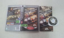 Need For Speed Most Wanted 5-1-0 Sony PSP Game