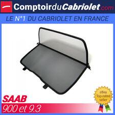 Filet anti-remous saute-vent, windschott Saab 900 et 9.3 cabriolet - TUV