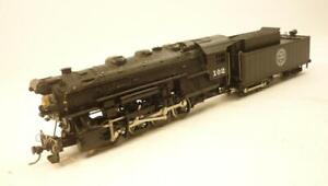 RIVAROSSI HO gauge 0-8-0 EIGHT COUPLED LOCOMOTIVE - INDIANA HARBOR BELT - 7209,k