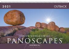 2021 Outback of Australia Wall Calendar - STEVEN NOWAKOWSKI
