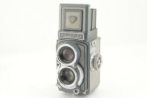 *Excellent* Rolleiflex 4x4 Baby Rollei Gray from Japan #5797