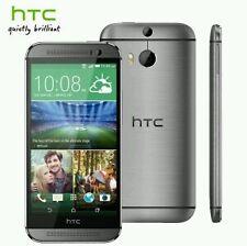 HTC ONE M8 GSM - 16GB ROM - 2GB RAM - QUADCORE PROCESSOR -DUO CAMERA - GUN METAL