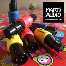 En ligne Booster XLR baril pour ruban Dynamic Tube microphone broadcast-Studio