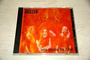 DEICIDE: Amon / Feasting The Beast (Roadrunner 1993) - CD