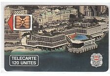Monaco - Chip Phonecard - MF5 SN 108113 - Palais des Congrès - Used/Usagée