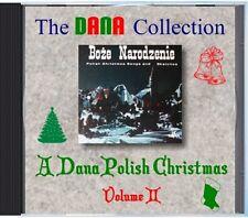 MZ 132 - Regina, Bernie, Stas & more! - A Dana Polish Christmas Volume II - CD