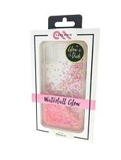 Case-Mate Waterfall Glow Case for Apple iPhone X iPhone XS - Pink Glow