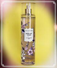 Bath & Body Works FRESHCUT LILAC Women Fine Fragrance Mist SPRAY 8 oz NEW