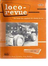 LOCO REVUE N°208 RESEAU GRENZE EN HO / ALIM RESEAUX / WAGON KANGOUROU / CRAMPTON