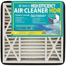 "Flanders PrecisionAire 16"" x 20"" x 5"" Hdr Merv 8 Pleated Air Filter (2) -Damaged"