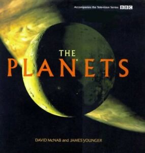 The Planets by Younger, James Hardback Book The Cheap Fast Free Post
