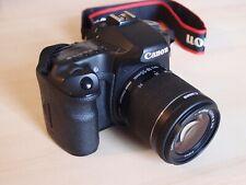 Fotocamera Digitale Canon EOS 40D + Obiettivo Canon EF-S 18/55mm STM