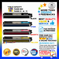 1x NoN-OEM CP1025 CE310A Toner Cartridge for HP CP1025NW LaserJet PRO100