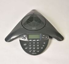 Cisco Polycom 7936 Voip Conference Ip Phone System No Power Or Mics Cp 7936