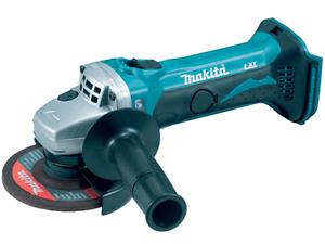 Makita DGA452Z 18V  Akku-Winkelschleifer LXT 115 mm