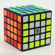 NEW Moyu 5x5x5 Entry level Magic Cube Twist Puzzle Game IQ Educational Toy Black