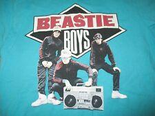 "Repro BEASTIE BOYS (Yth LG) T-Shirt MICHAEL DIAMOND Adam ""MCA"" Yauch AD-ROCK"