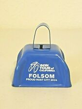 Amgen Tour Of California Folsom Proud Host City 2014 Cowbell