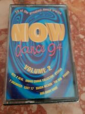 Now That's WhatI call Music Dance 94 Cassette Tape
