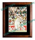 DAVE WARNER AUST CRICKET HERO LARGE A3 TEST PHOTO 1