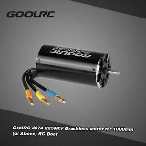 Ursprüngliche GoolRC High Performance 4074 2250KV 4 Polen Brushless P0T4