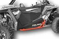Polaris RZR 900 Trail 900S 1000S XP1000 Turbo Nerf Bars Rock Sliders - Red