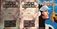 Buck Rogers Lot Of 16 #s3-12 With Variants  Cassaday /Rafael Dynamite 2009