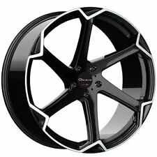 "20"" Giovanna Dalar-X Machined Wheels Rims Fits Lexus GS200 GS350 GS450"