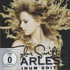 SWIFT TAYLOR - FEARLESS (PLATIN EDITION)