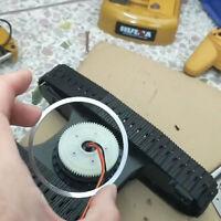 Für TRAXXAS TRX4 SCX10 D90 1//10 RC Auto Rotation Reparaturstation Ständer Metall