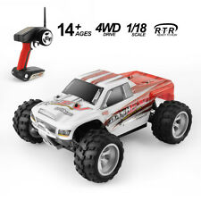 Wltoys 1:18 70KM/H High Speed Monster Remote Control 4WD R/C Off-Road Car Truck