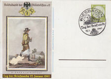 Mi. Nr:  P 241  - TAG der BRIEFMARKE - WIESBADEN -