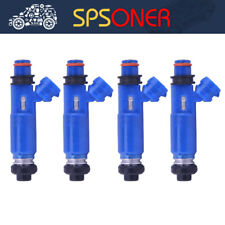 4PCS 195500-3030 Fuel Injector for Mazda MX-5 1998-2005 1.6 MK2 MK 2.5L