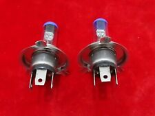 NEW JCB TRACTORS HALOGEN CONVERSION LIGHT H4 BULB 12V 100/130W 2 UNIT  @JR