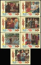 PANIC BUTTON orig 1964 lobby cards JAYNE MANSFIELD/ELEANOR PARKER 11x14 posters