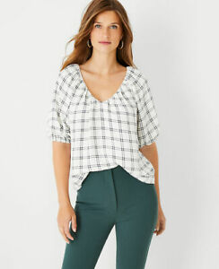 ANN TAYLOR Top,  Size Large, New Arrival, New  W/ $69.50 TAG