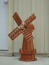 "30"" Octagon Cedar Dutch Windmill"