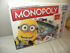 MIB!  2012 DESPICABLE ME 2 EDITION MONOPOLY BOARD GAME - STILL SEALED!