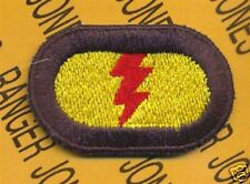 75th Inf Airborne Ranger LRP LRRP para oval patch #6