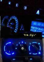 Blauer Led Tacho&Innenraum für Opel Vectra B