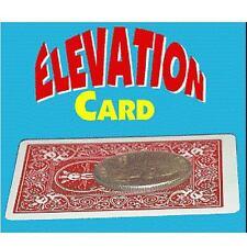 Magie La Pièce en Lévitation Elevation Card + 1 tour
