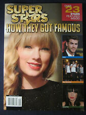 Super Stars How They Got Famous a Time Publication