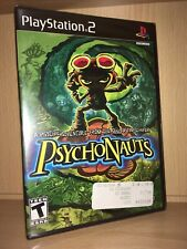 Psychonauts (Sony PlayStation 2 Ps2) New and sealed - ships in a box